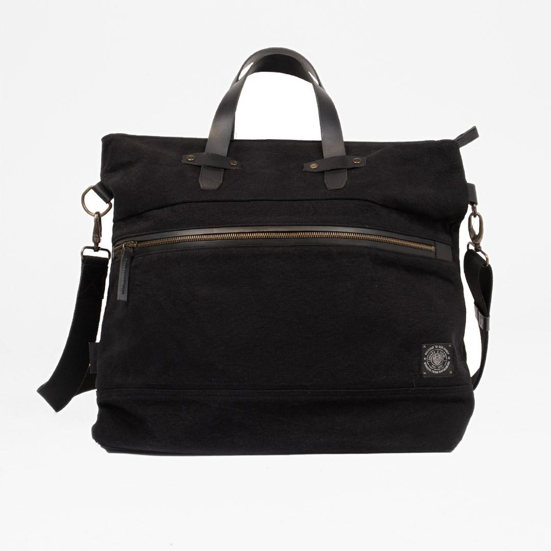Paris Weekend Bag Black
