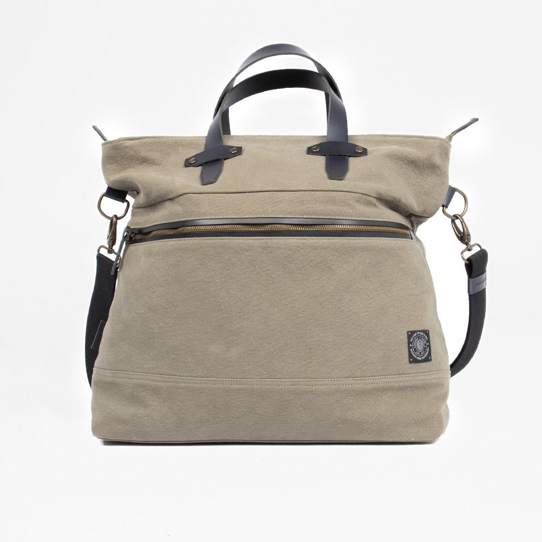 Paris Weekend Bag Khaki
