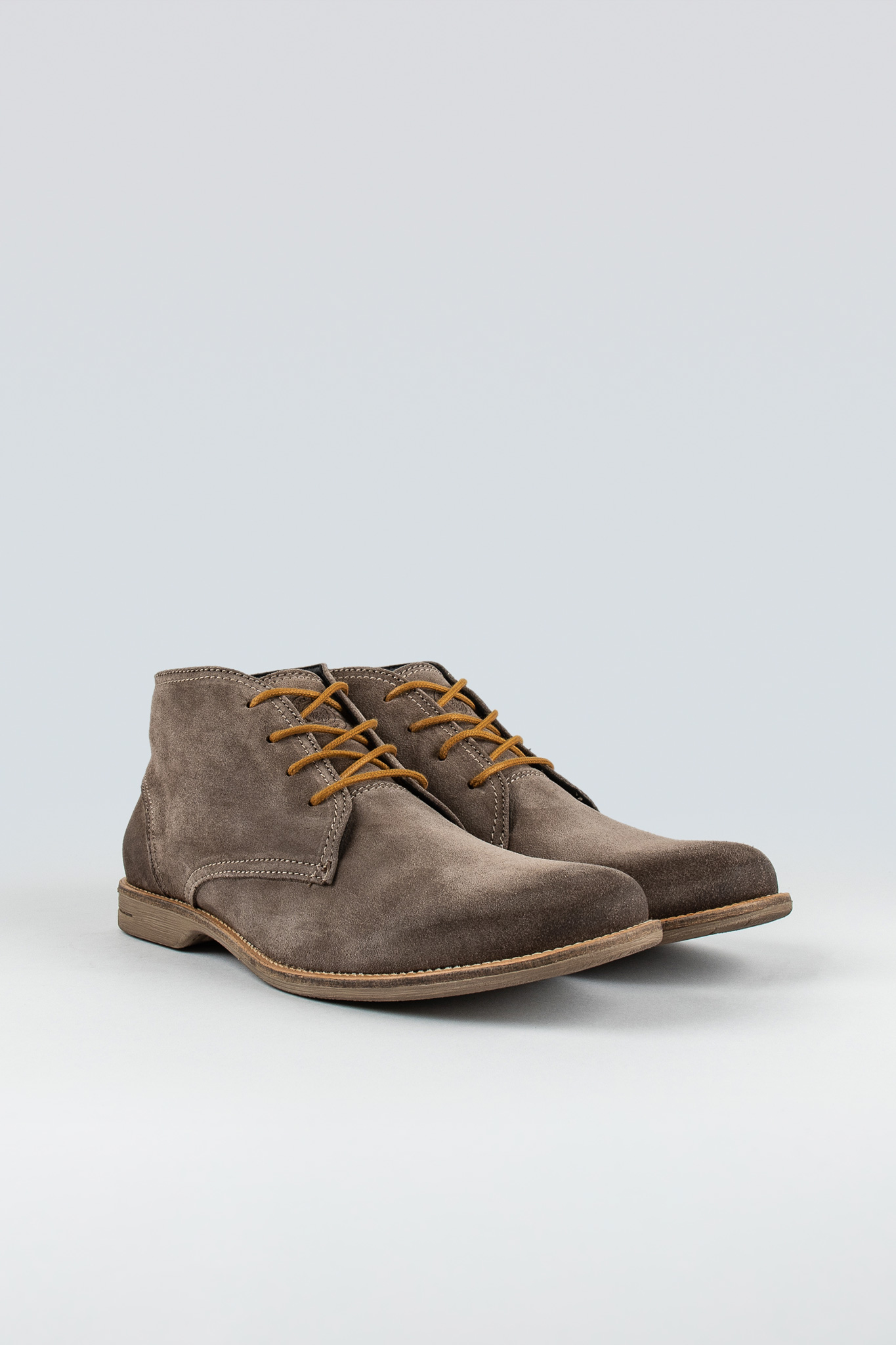Fall Mid Suede Taupe